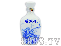 博湖畔酒・青花(瓶)