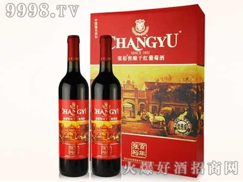 张裕干红葡萄酒礼盒750ml