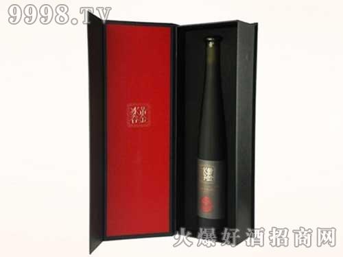 张裕黄金冰谷冰酒酒庄黑钻威代尔冰葡萄酒375ml