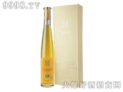 张裕黄金冰谷冰酒酒庄金钻威代尔冰葡萄酒375ml