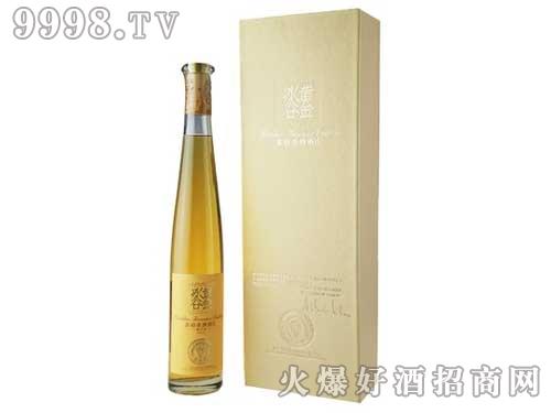 张裕金钻黄金冰谷冰葡萄酒