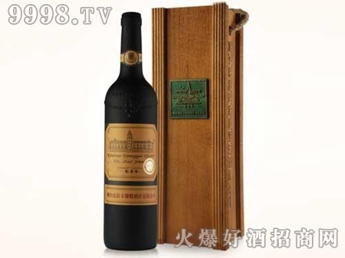 张裕卡斯特酒庄蛇龙珠干红葡萄酒