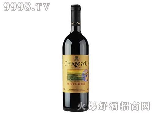张裕美乐干红葡萄酒750ml