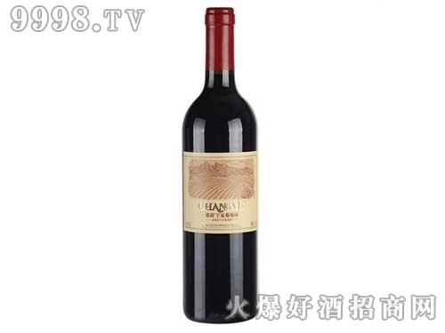 张裕宁夏葡萄园赤霞珠干红葡萄酒750ml