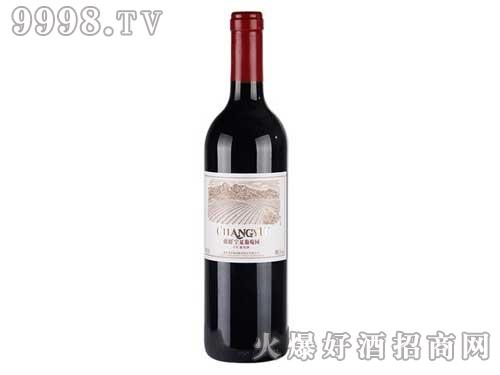 张裕宁夏葡萄园干红葡萄酒750ml