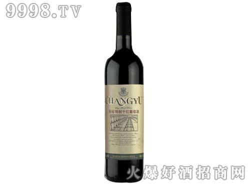 张裕特制干红葡萄酒-圆筒【特选级】750ml