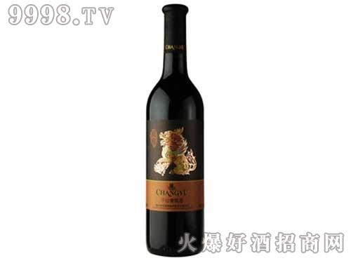 张裕威雅干红葡萄酒650ml
