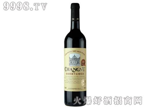 张裕优选窖藏干红葡萄酒750ml