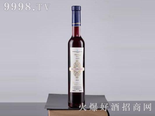 万鹭溪谷蓝莓酒・白色情人