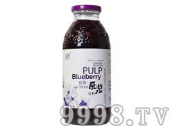 蓝俏蓝莓原浆果汁
