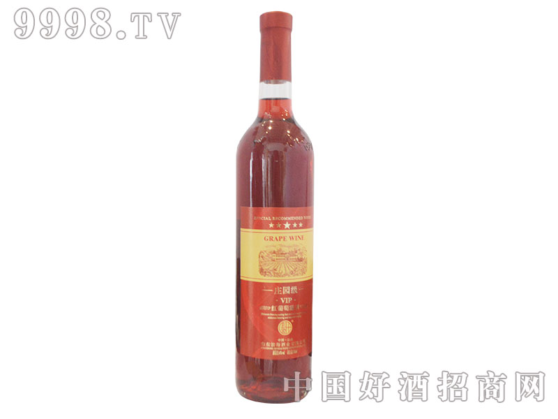 庄园级VIP红葡萄露酒