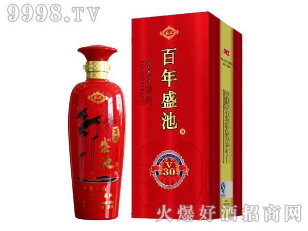 百年盛池酒V30