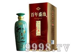 百年盛池酒精品陈酿