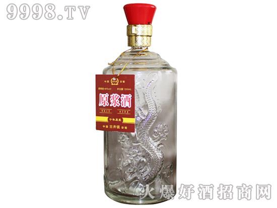 百年盛池生态原浆酒10(瓶)