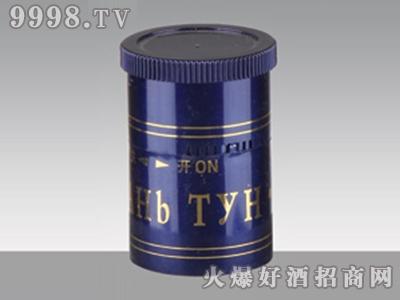 嘉泰全塑防伪瓶盖深蓝齿状JTG-064
