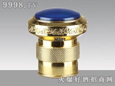 嘉泰全塑防伪瓶盖深蓝色JTG-075