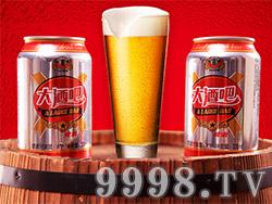 亿昊大酒吧啤酒