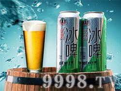 亿昊原生态冰啤500ml