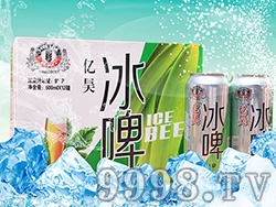 亿昊冰啤酒(箱)