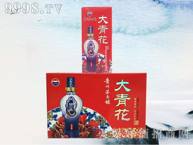 贵州茅台镇大青花国瓷