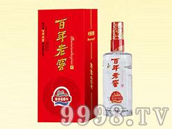 百年老窖酒60(精裱木盒)LZ-022