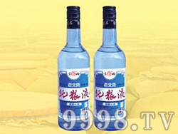 京峪老北京纯粮液500ml(浓香经典)