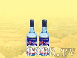 京峪北京二锅头酒42°(蓝瓶)