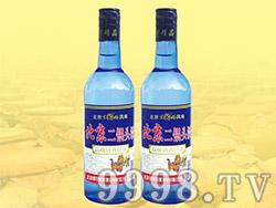 京峪北京二锅头酒(蓝瓶)