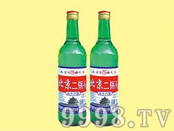 京峪北京二锅头酒56°(绿瓶)