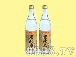 京峪老北京陈酿酒(白瓶)