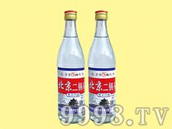 京峪北京二锅头酒56°(白瓶)