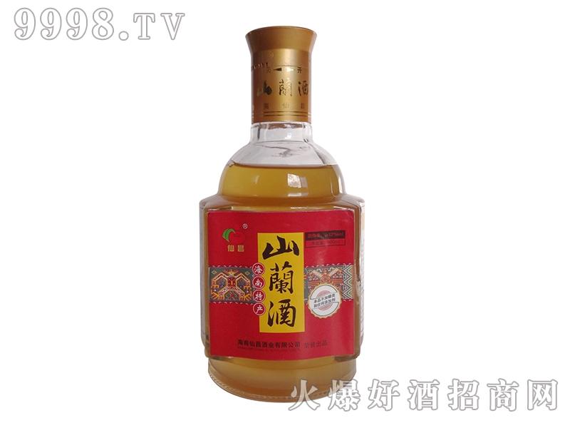 仙昌山兰酒红色经典-好酒招商信息