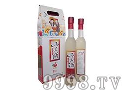 仙昌山兰酒双瓶礼盒装