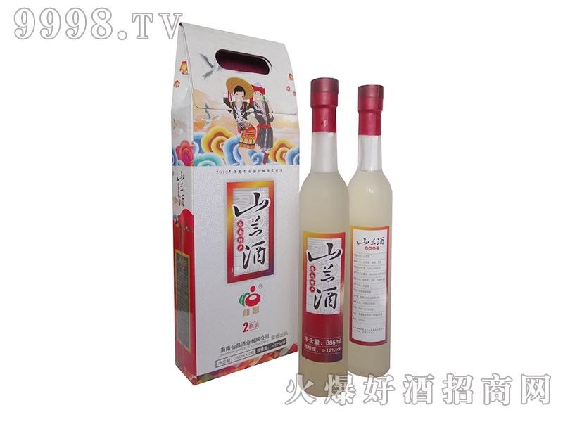 仙昌山兰酒双瓶礼盒装-好酒招商信息