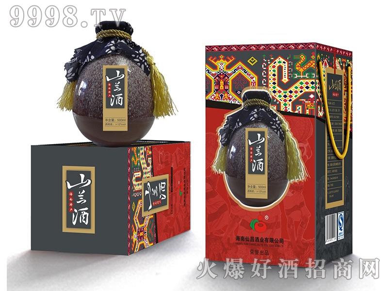 仙昌山兰酒精酿珍藏-好酒招商信息
