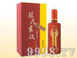 张氏家族浓香白酒