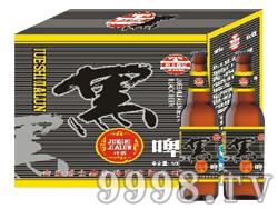 爵士嘉伦啤酒・黑啤500ml