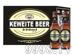 爵士嘉伦啤酒・黑啤330ml