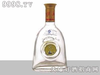 正华晶白玻璃皖郎酒ZH-J-045-500ml