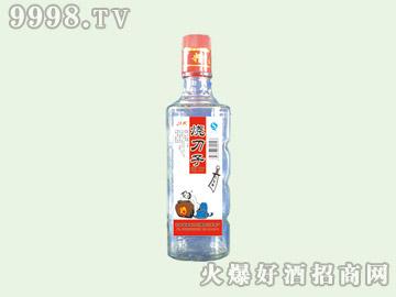 江滨烧刀子酒38°450ml(1×12)