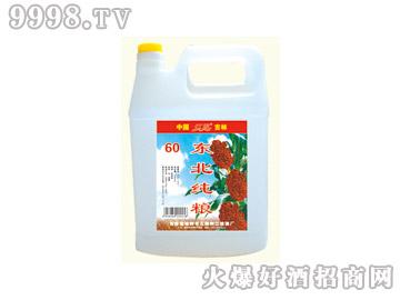 江滨东北纯粮酒60°4L