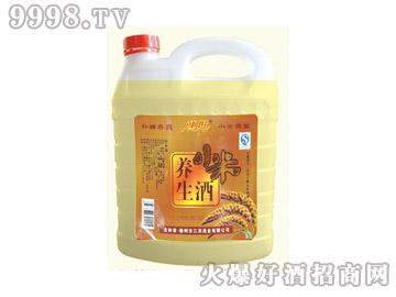 江滨小米养生酒50°4L(1×4)
