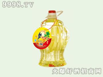 江滨人参保健酒50°4L(1×4)