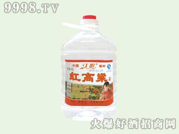 江滨红高粱酒40°4.5L(1×4)