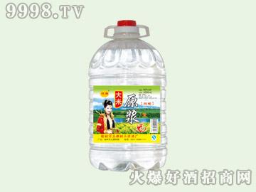 江滨大米原浆酒50°4.5L(1×4)