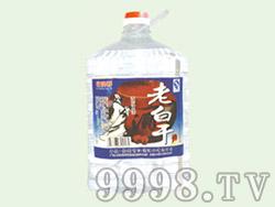 江滨老白干酒50°4.5L(1×4)