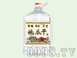 江滨地瓜干酒40°4L(1×4)