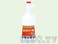 江滨东北小烧酒50°4.5L(1×4)
