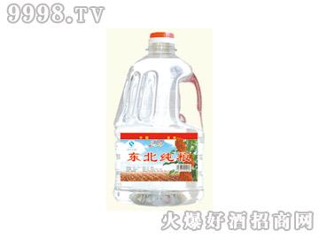 江滨东北纯粮酒50°2L