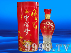 中国梦酒红韵